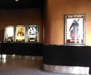 映画館館内